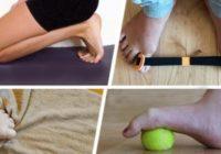 Ćwiczenia na haluksy - zapobiegające, korekcyjne, po operacji haluksa
